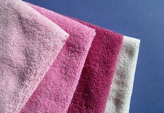 Towels set. Royalty Free Stock Image