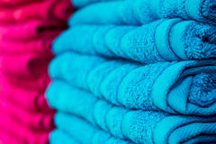 Towels Stock Images