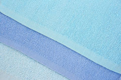Towels texture Royalty Free Stock Images