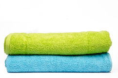 Towels. Royalty Free Stock Image
