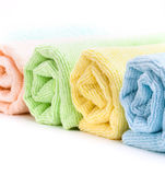 Towels Royalty Free Stock Photography