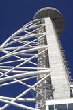 Tower. Vasco da Gama Tower stock image