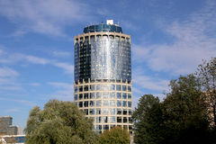 Tower 2000, Moscow International Business Centre (Moscow-City). Russia Royalty Free Stock Photo