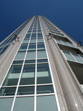Tower. Modern architecture royalty free stock photos