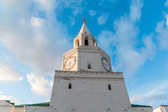 Tower above the entrance to Kazan Kremlin. Russia Stock Photos
