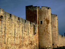 Tower - Aigues Morte Royalty Free Stock Photo