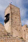 Tower in Alsace, France Stock Photo