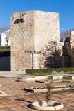 Tower of Alvar Fañez Stock Images