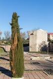 Tower of Alvar Nuñez in Guadalajara, Spain. View from the park tower of Alvar Nuñez in Guadalajara, Spain Royalty Free Stock Photo