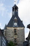 Tower in Amboise Royalty Free Stock Photography