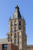 Tower ancient city hall, Cologne, Germany Stock Image