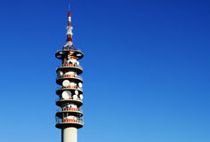 Tower of antenna Royalty Free Stock Photos
