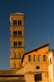 Tower of the Antiquarium Museum, Rome Stock Images