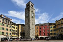 Tower of Apponale Stock Images