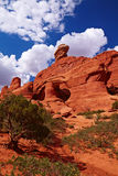 Tower Arch. Arches National Park, Utah, USA Stock Photography