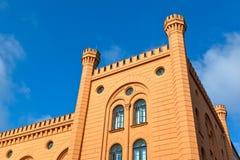Tower Arsenal Royalty Free Stock Image