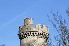 Tower on Arundel Castle. Sussex. UK Royalty Free Stock Image