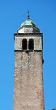 Tower in Asolo, Italy Stock Images