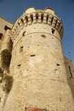 Tower of the battle, Grottammare, marche region, I Royalty Free Stock Photography