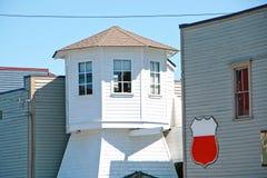 Tower Bay Windows Stock Image