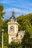 Tower of Bayonne Railway Station - France Royalty Free Stock Photography