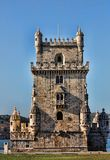 Tower of Belem Stock Image