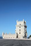 Tower of Belem Royalty Free Stock Images