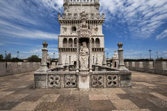 Tower of Belem Royalty Free Stock Image
