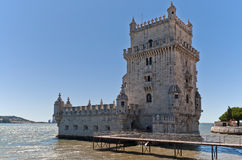 Tower of Belem Stock Photos