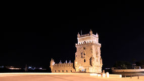 Tower belem Stock Images