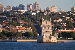 Tower of Belem, Lisboa Stock Images