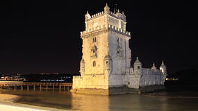 Tower belem,lisboa Royalty Free Stock Photography
