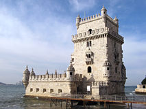 Tower of Belem, Lisbon Stock Photography