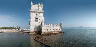 Tower of Belem, Lisbon Stock Images