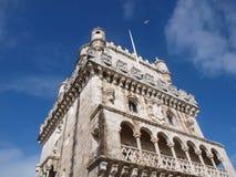 Tower of Belem, Lisbon Stock Images