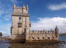 Tower of Belem, Lisbon Royalty Free Stock Photos