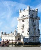 Tower Belem Royalty Free Stock Images