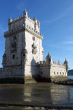 Tower of Belem, Lisbon, Portugal Stock Photography