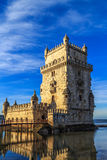 Tower of Belem, Lisbon, Portugal. Stock Photos