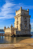 Tower of Belem, Lisbon, Portugal. Royalty Free Stock Image