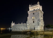 Tower of Belem Royalty Free Stock Photography