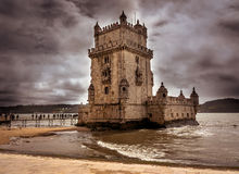 Tower of Belem Stock Photography