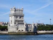 Tower of Belem 2 Stock Image