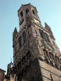 Tower in Belgia Royalty Free Stock Photos