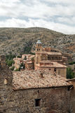 Tower bell of Albarracin Royalty Free Stock Photos