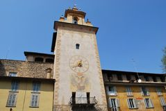 Tower bell, Bergamo Stock Photography