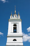 Tower bell in Konstantinovo Royalty Free Stock Photography