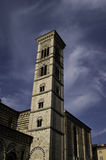 Tower bell of Prato Cathedral Royalty Free Stock Photos
