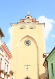 Tower in Benesov Royalty Free Stock Photo