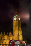 Tower of Big Ben Royalty Free Stock Image